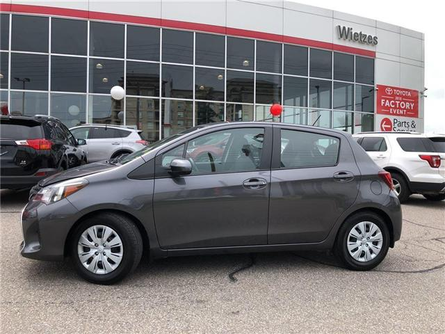 2016 Toyota Yaris  (Stk: 66394A) in Vaughan - Image 2 of 16