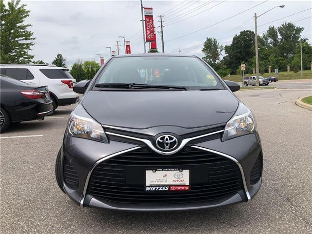 2016 Toyota Yaris  (Stk: 66394A) in Vaughan - Image 7 of 16