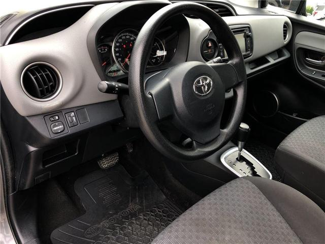 2016 Toyota Yaris  (Stk: 66394A) in Vaughan - Image 11 of 16
