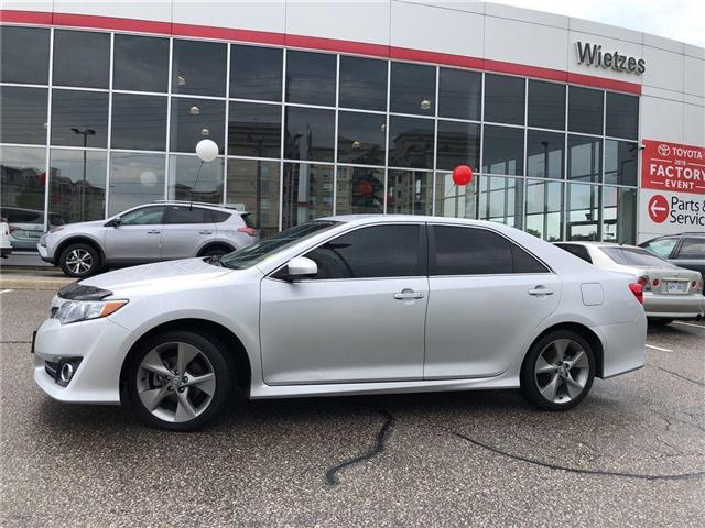 2012 Toyota Camry SE (Stk: 66662A) in Vaughan - Image 2 of 20