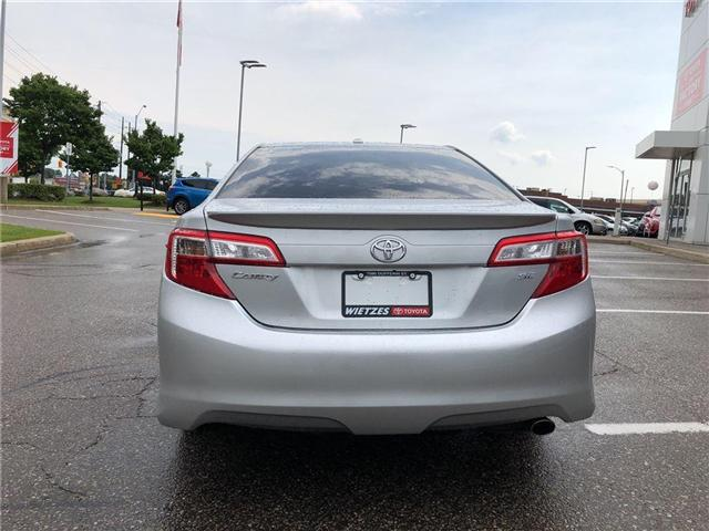 2012 Toyota Camry SE (Stk: 66662A) in Vaughan - Image 4 of 20