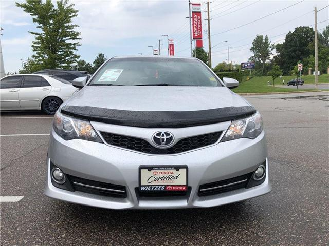 2012 Toyota Camry SE (Stk: 66662A) in Vaughan - Image 7 of 20
