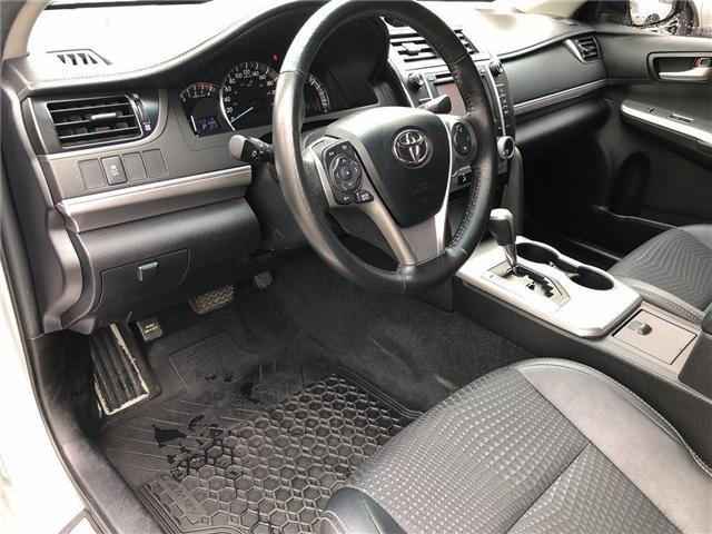 2012 Toyota Camry SE (Stk: 66662A) in Vaughan - Image 12 of 20
