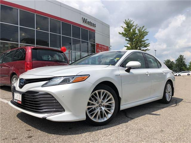 2018 Toyota Camry Hybrid XLE (Stk: 66864A) in Vaughan - Image 1 of 28
