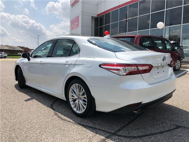 2018 Toyota Camry Hybrid XLE (Stk: 66864A) in Vaughan - Image 3 of 28