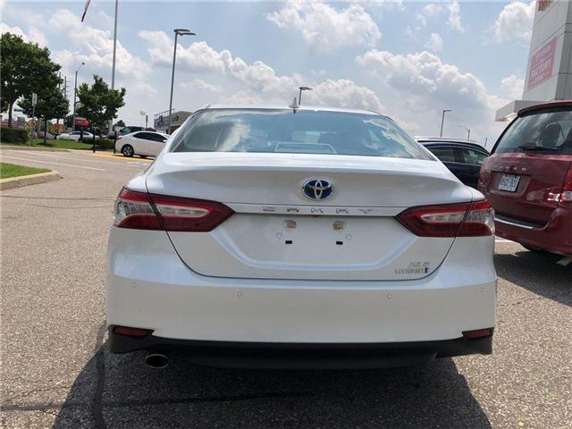 2018 Toyota Camry Hybrid XLE (Stk: 66864A) in Vaughan - Image 4 of 28