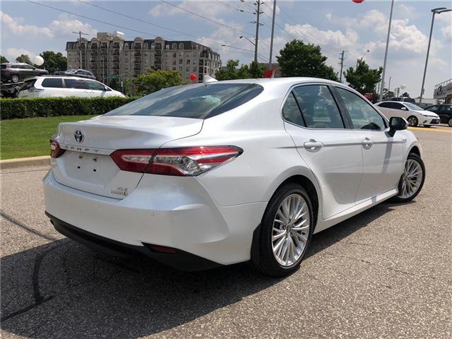 2018 Toyota Camry Hybrid XLE (Stk: 66864A) in Vaughan - Image 5 of 28