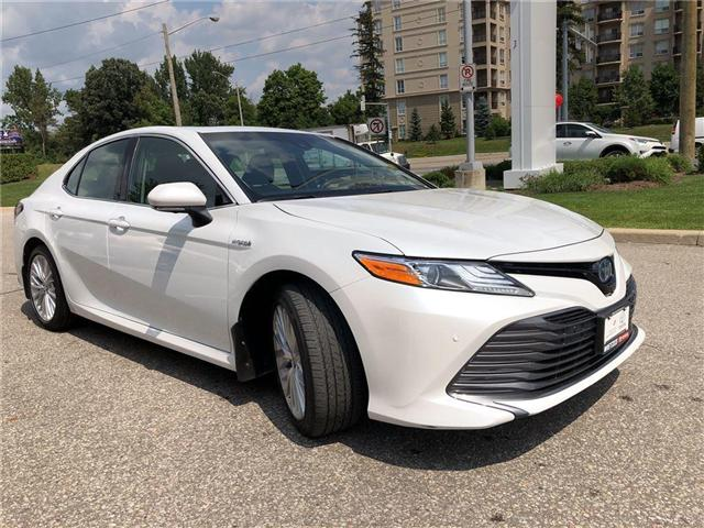 2018 Toyota Camry Hybrid XLE (Stk: 66864A) in Vaughan - Image 6 of 28