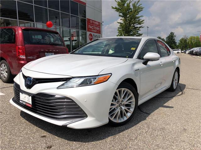 2018 Toyota Camry Hybrid XLE (Stk: 66864A) in Vaughan - Image 8 of 28