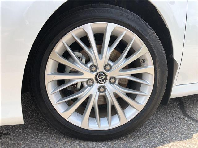 2018 Toyota Camry Hybrid XLE (Stk: 66864A) in Vaughan - Image 9 of 28
