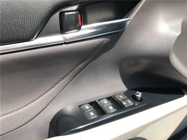 2018 Toyota Camry Hybrid XLE (Stk: 66864A) in Vaughan - Image 12 of 28