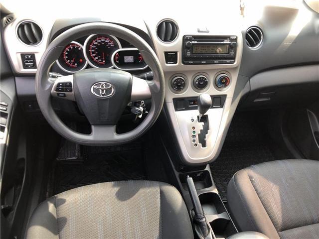 2013 Toyota Matrix Base (Stk: U1866) in Vaughan - Image 15 of 18