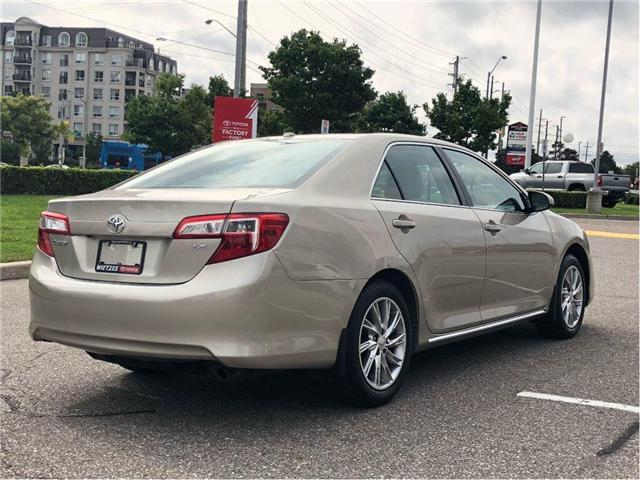 2014 Toyota Camry LE (Stk: U1862) in Vaughan - Image 5 of 25