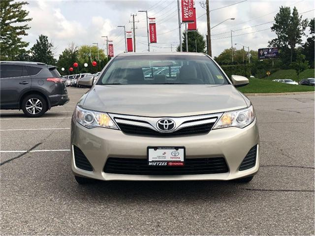 2014 Toyota Camry LE (Stk: U1862) in Vaughan - Image 8 of 25