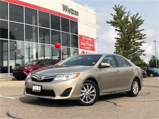 2014 Toyota Camry LE (Stk: U1862) in Vaughan - Image 9 of 25