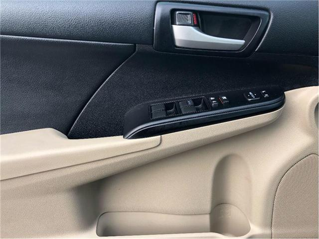 2014 Toyota Camry LE (Stk: U1862) in Vaughan - Image 11 of 25
