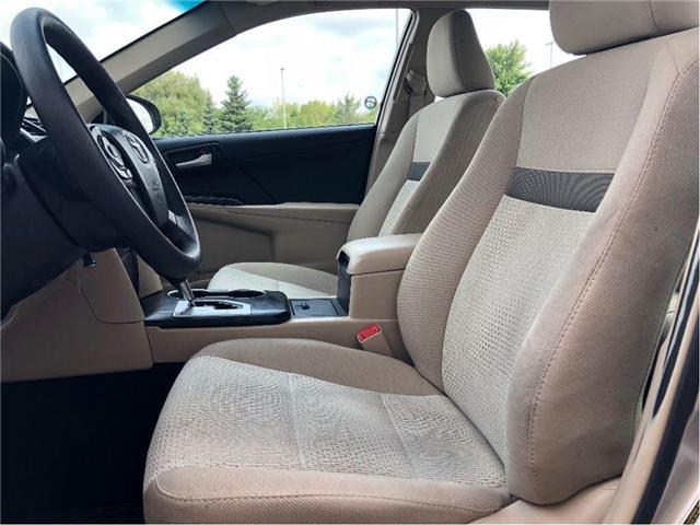 2014 Toyota Camry LE (Stk: U1862) in Vaughan - Image 12 of 25