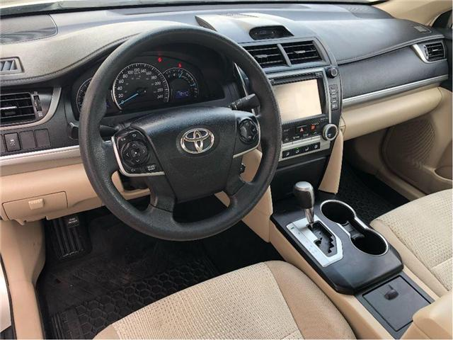 2014 Toyota Camry LE (Stk: U1862) in Vaughan - Image 13 of 25