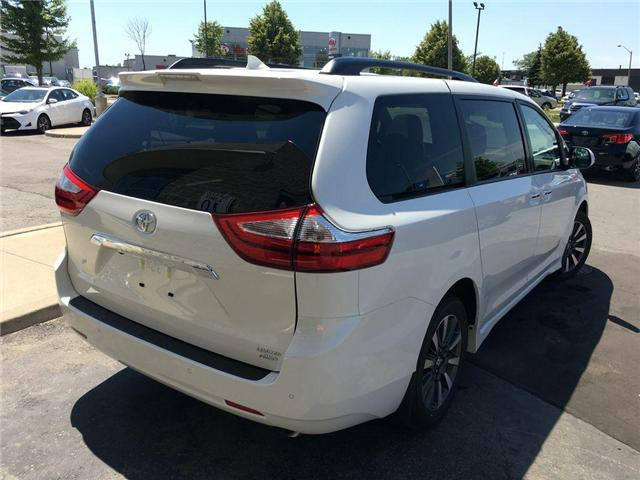2018 Toyota Sienna AWD LIMITED (Stk: 41478) in Brampton - Image 21 of 27