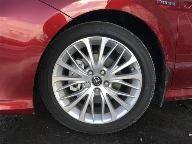 2018 Toyota Camry HYBRID XLE (Stk: 39063) in Brampton - Image 3 of 27
