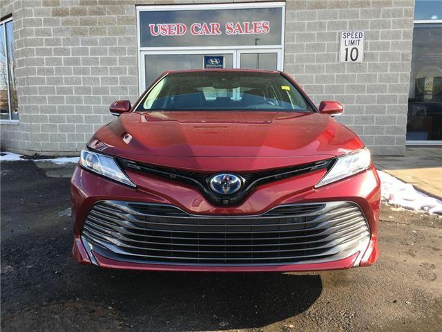 2018 Toyota Camry HYBRID XLE (Stk: 39063) in Brampton - Image 7 of 27
