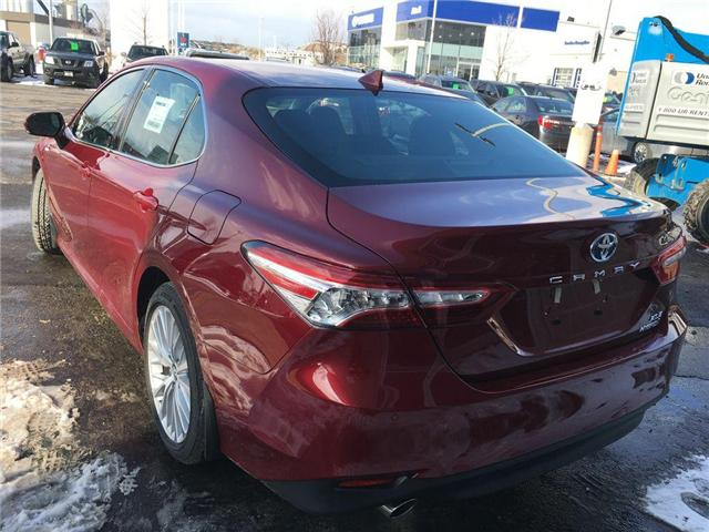 2018 Toyota Camry HYBRID XLE (Stk: 39063) in Brampton - Image 12 of 27