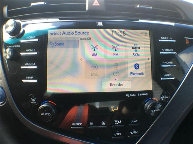 2018 Toyota Camry HYBRID XLE (Stk: 39063) in Brampton - Image 14 of 27