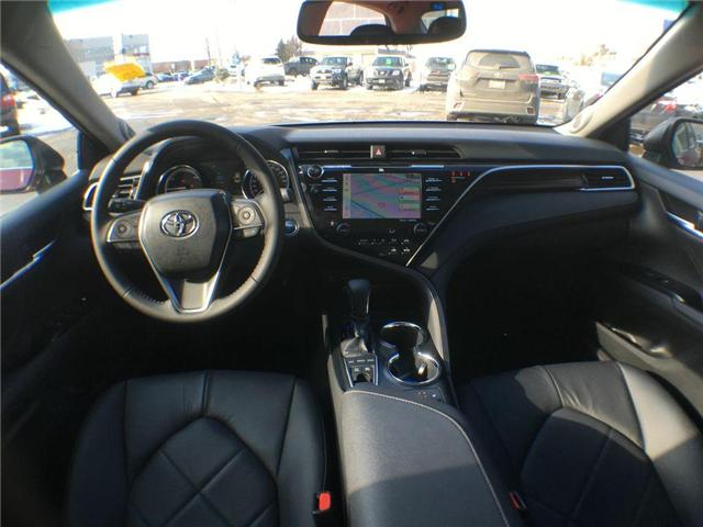 2018 Toyota Camry HYBRID XLE (Stk: 39063) in Brampton - Image 18 of 27