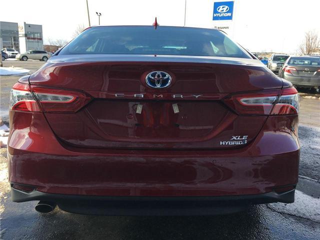 2018 Toyota Camry HYBRID XLE (Stk: 39063) in Brampton - Image 19 of 27