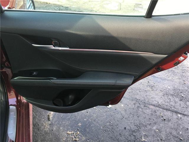 2018 Toyota Camry HYBRID XLE (Stk: 39063) in Brampton - Image 22 of 27