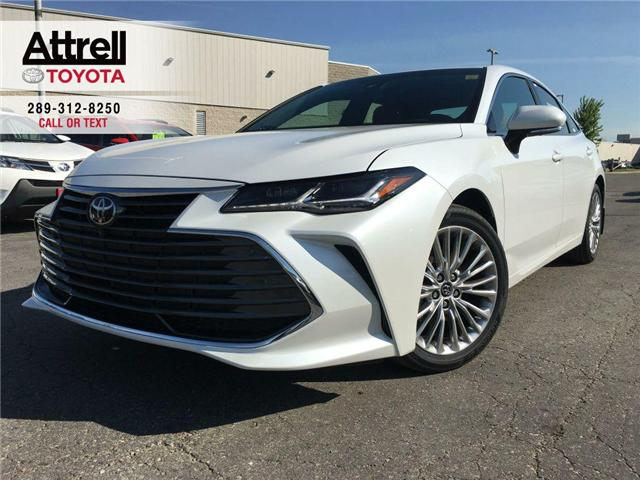 2019 Toyota Avalon LIMITED (Stk: 41185) in Brampton - Image 1 of 27