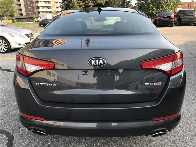 2013 Kia Optima EX (Stk: ) in Concord - Image 5 of 21