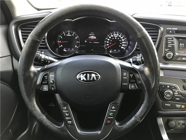 2013 Kia Optima EX (Stk: ) in Concord - Image 15 of 21