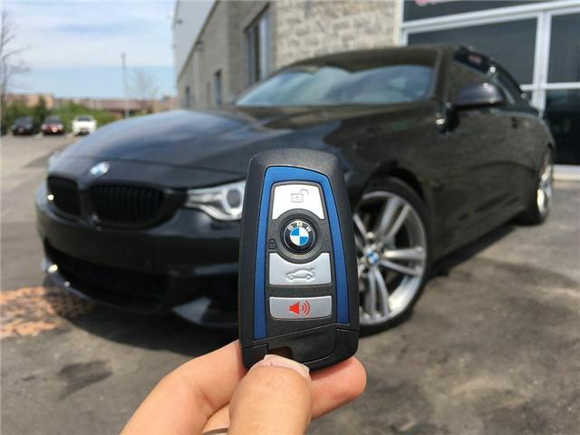 2015 BMW 4 SERIES 435I XDRIVE (Stk: 8337) in Brampton - Image 2 of 25