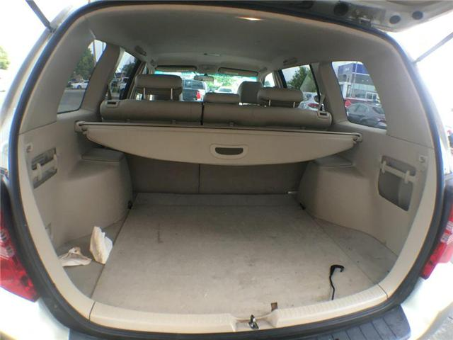 2003 Toyota Highlander BOXING DAY ONLY 4WD V6 B PKG LEATHER, ALLOY WHEELS (Stk: 41100A) in Brampton - Image 16 of 23