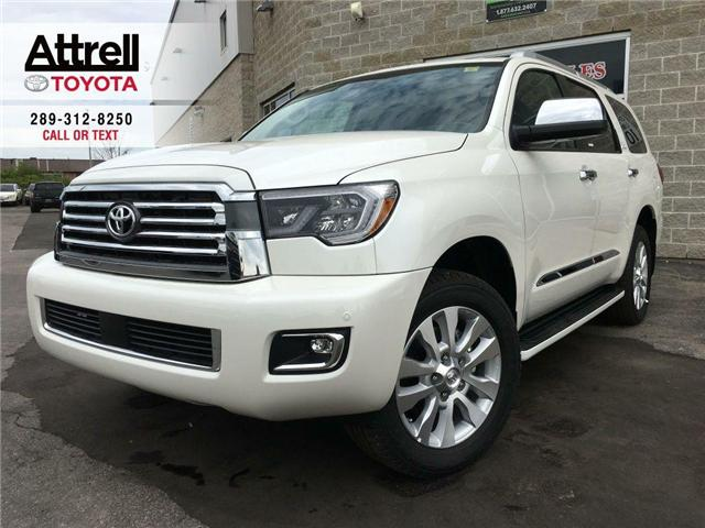 2018 Toyota Sequoia PLATINUM (Stk: 41529) in Brampton - Image 1 of 26