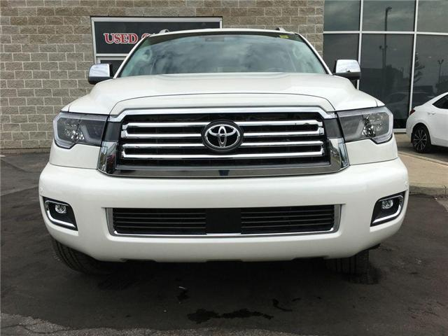 2018 Toyota Sequoia PLATINUM (Stk: 41529) in Brampton - Image 6 of 26