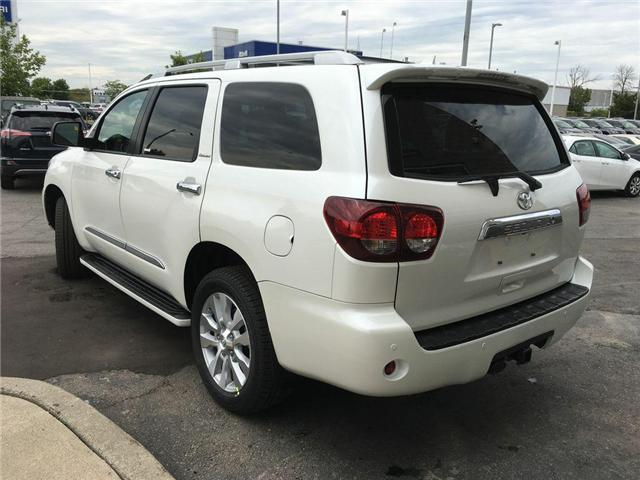 2018 Toyota Sequoia PLATINUM (Stk: 41529) in Brampton - Image 11 of 26