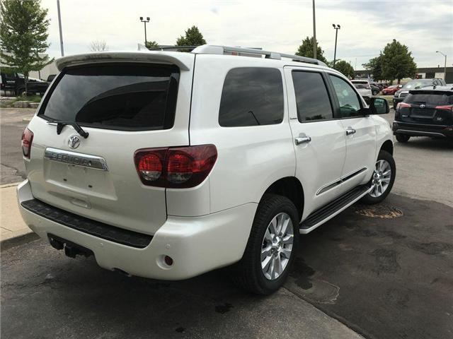 2018 Toyota Sequoia PLATINUM (Stk: 41529) in Brampton - Image 20 of 26