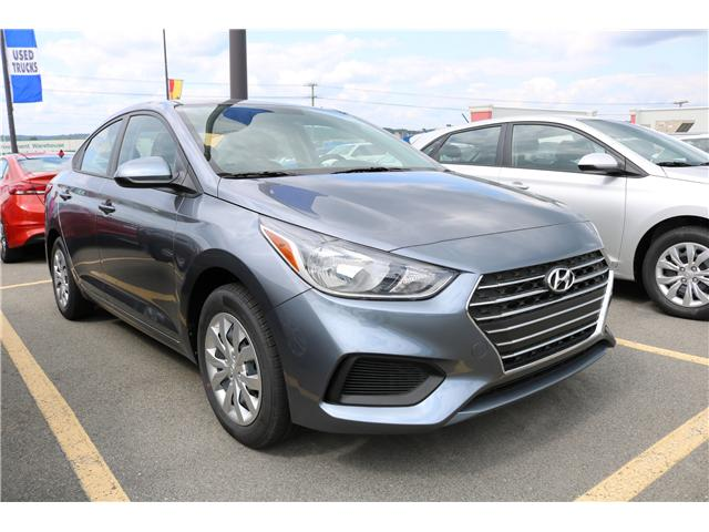 2019 Hyundai Accent ESSENTIAL (Stk: 91286) in Saint John - Image 1 of 3