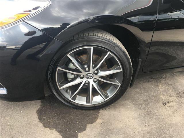 2017 Toyota Camry XSE PREM PKG 4 CYL NAVI, ALLOY, BSM, SUNROOF,FOG,  (Stk: 38916A) in Brampton - Image 2 of 26