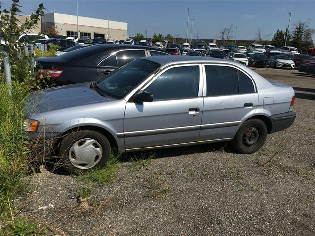 1999 Toyota TERCEL CE AUTOMATIC, AIR CONDITION, 4 DOOR SEDAN (Stk: 41077A) in Brampton - Image 2 of 9