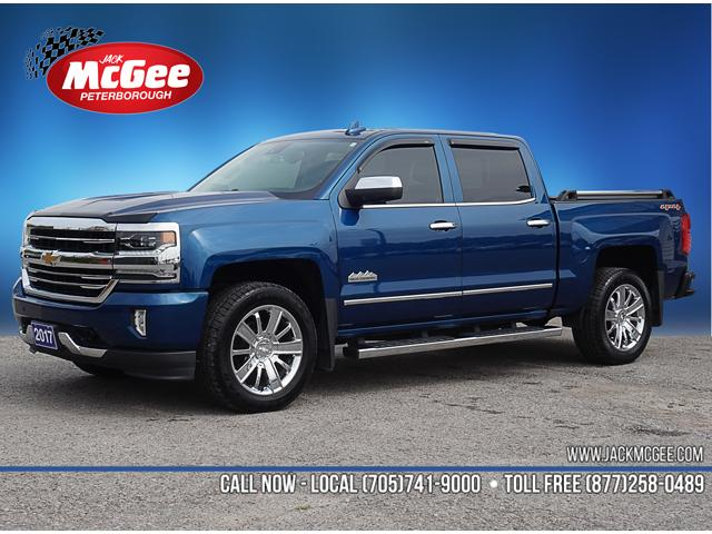 2017 Chevrolet Silverado 1500 High Country (Stk: 18280A) in Peterborough - Image 1 of 21
