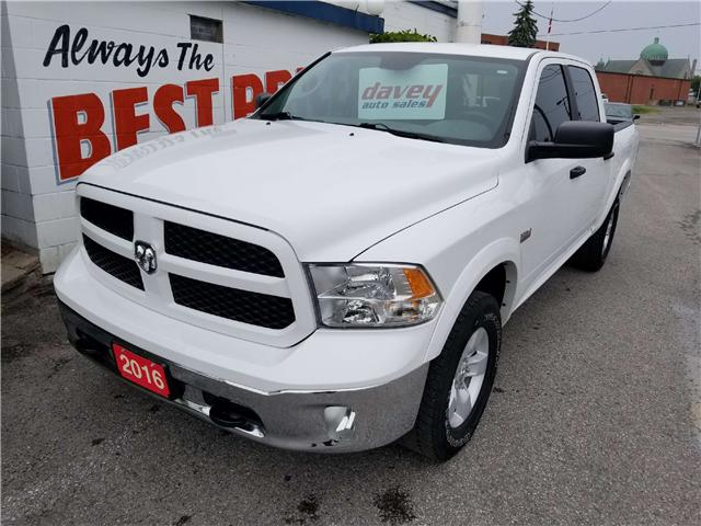 Used ram for sale davey auto sales oshawa south 2016 ram 1500 slt stk 18 551t in oshawa image 1 publicscrutiny