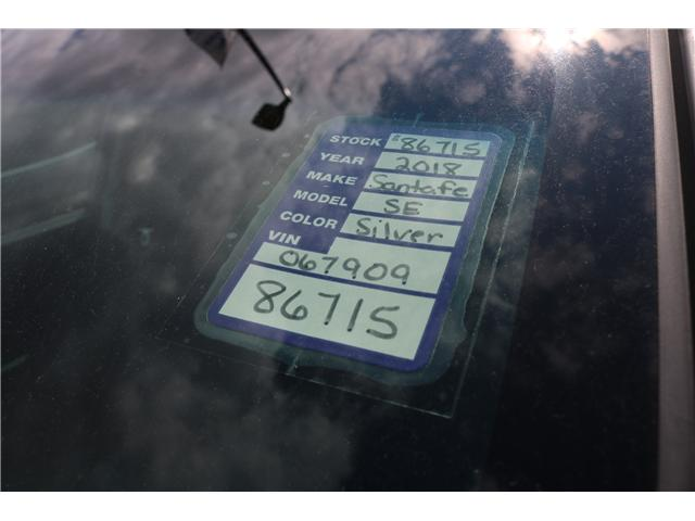 2018 Hyundai Santa Fe Sport 2.4 SE (Stk: 86715) in Saint John - Image 2 of 2