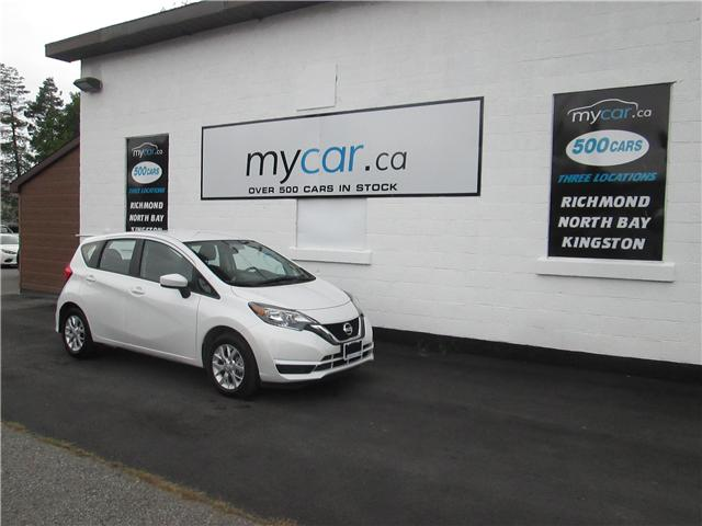 2018 Nissan Versa Note 1.6 SV (Stk: 181201) in North Bay - Image 2 of 12
