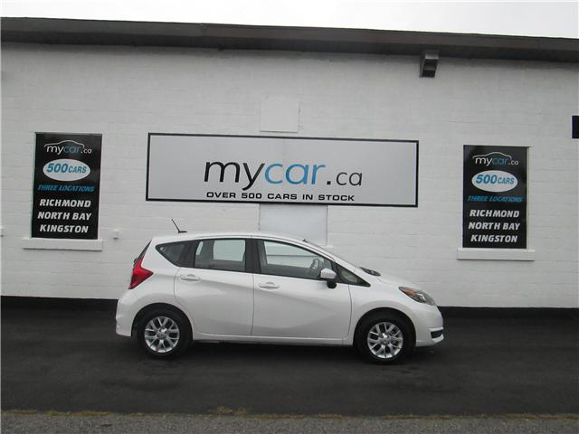 2018 Nissan Versa Note 1.6 SV (Stk: 181201) in Richmond - Image 1 of 12