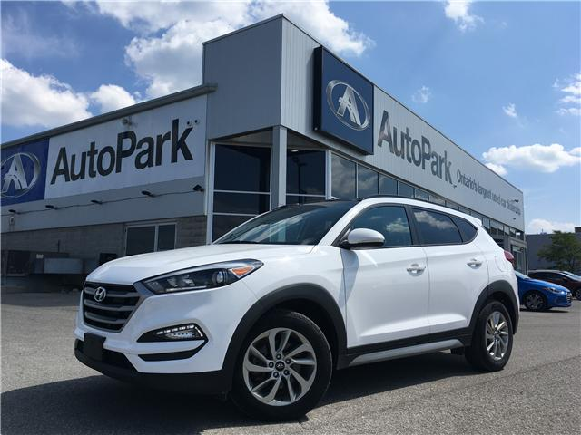 2017 Hyundai Tucson SE (Stk: 17-60616RJB) in Barrie - Image 1 of 26