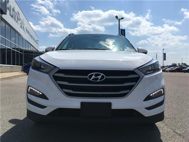 2017 Hyundai Tucson SE (Stk: 17-60616RJB) in Barrie - Image 2 of 26