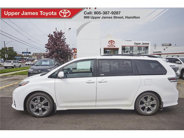 2018 Toyota Sienna SE 8-Passenger (Stk: 180825) in Hamilton - Image 2 of 16